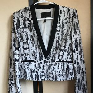 BCBG Max Azria dress jacket